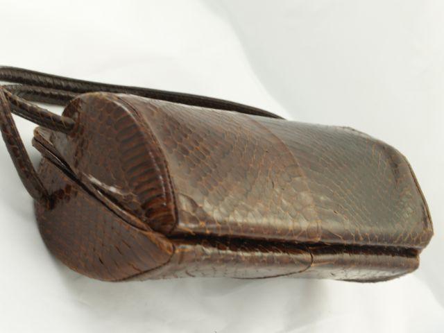 1950s Lizard Skin Purse Alternate View