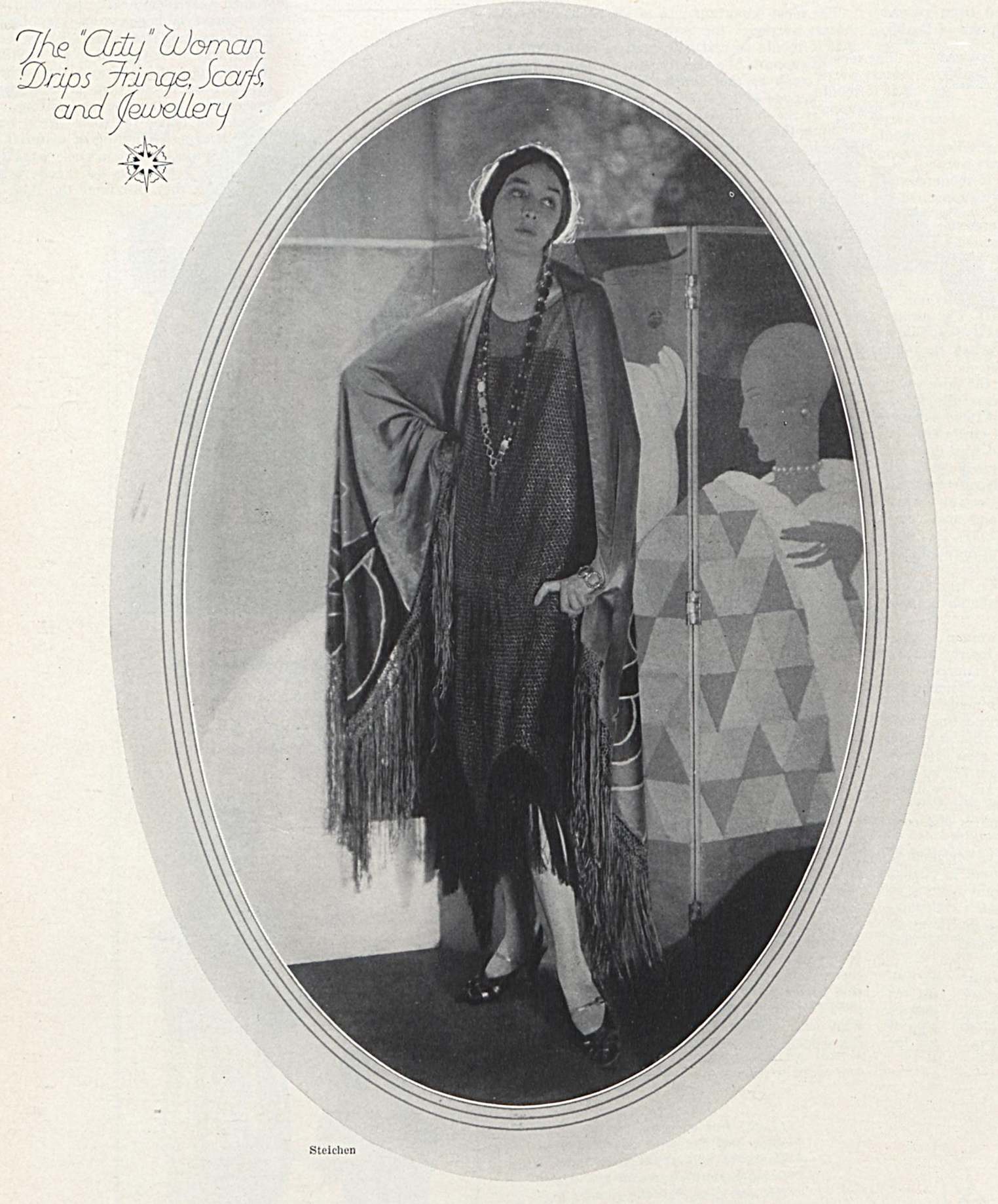 The Arty Woman: Vogue 1927