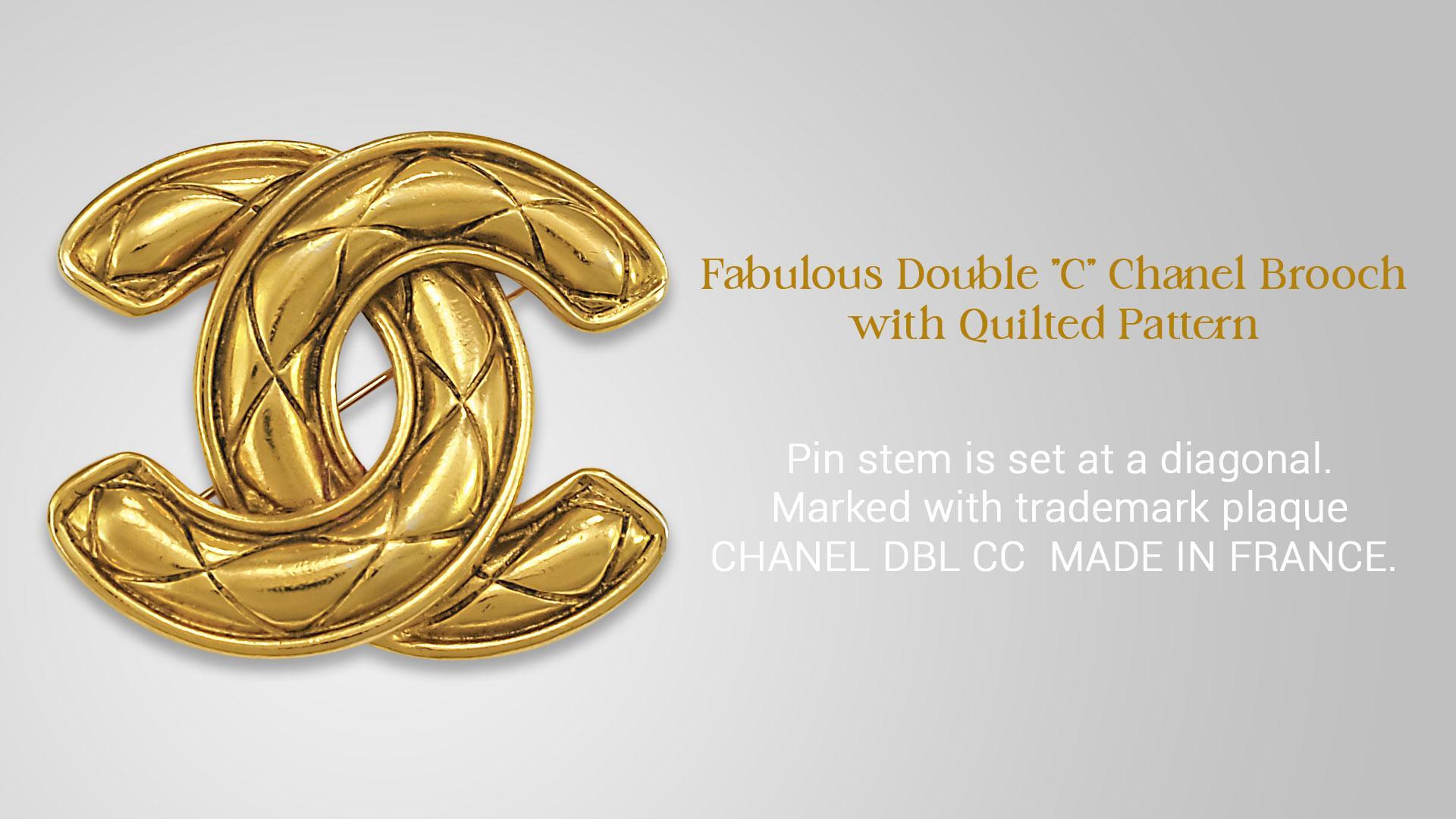 Fabulous-Double-C-Chanel-Brooch