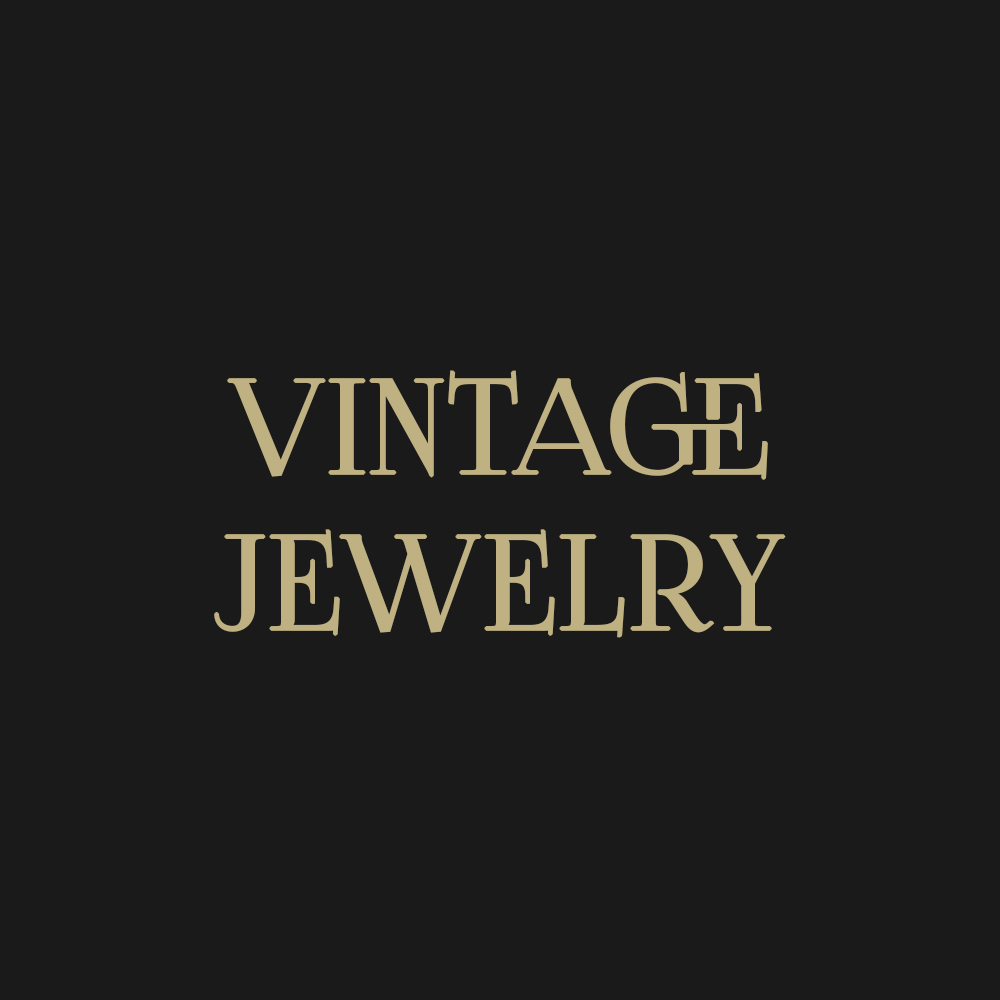 A Collection of Vintage Jewelry Spanning 130 Years of Fashion Adornment