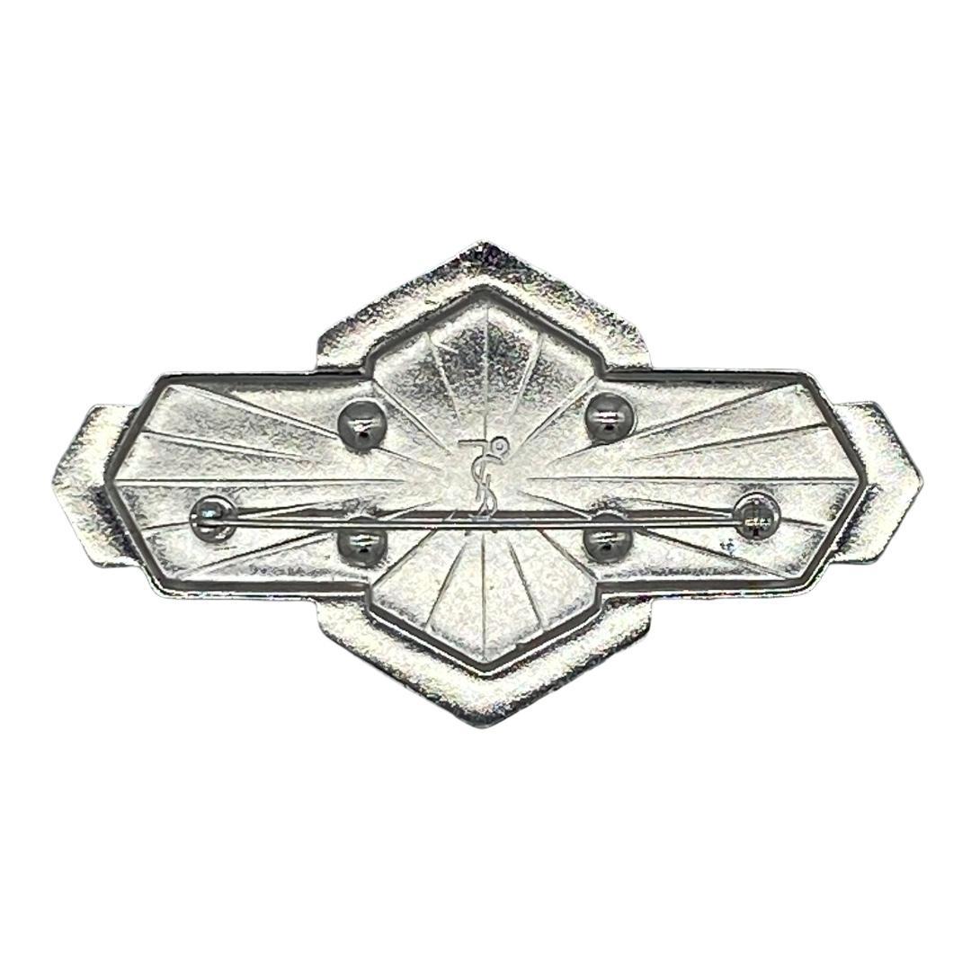 ysl deco-style-brooch-back